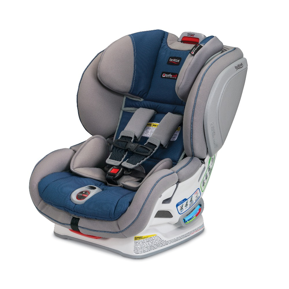 Britax Advocate ClickTight Convertible Car Seat, Tahoe