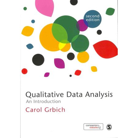 Qualitative Data Analysis : An Introduction (An Introduction To Categorical Data Analysis Solution)
