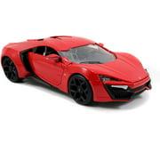 1:24 Fast & Furious - W. Motors Lykan Hypersport