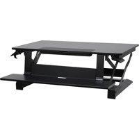 Ergotron 33-444-921 WorkFit-TLE Sit-Stand Desktop Workstation, a Standing Desk Converter