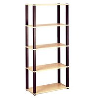 Open 5-Shelf Standard Bookcase Deals