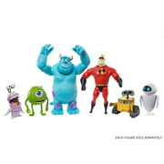 Disney Pixar Action Figure Movie Character Toy (Styles May Vary)