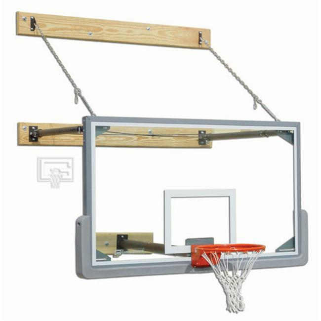 Gared Sports P2350-4064GL 4 x 6 ft. Three Point Wall Mount Package Extension for AFRG42, 2000 Plus, PMCE