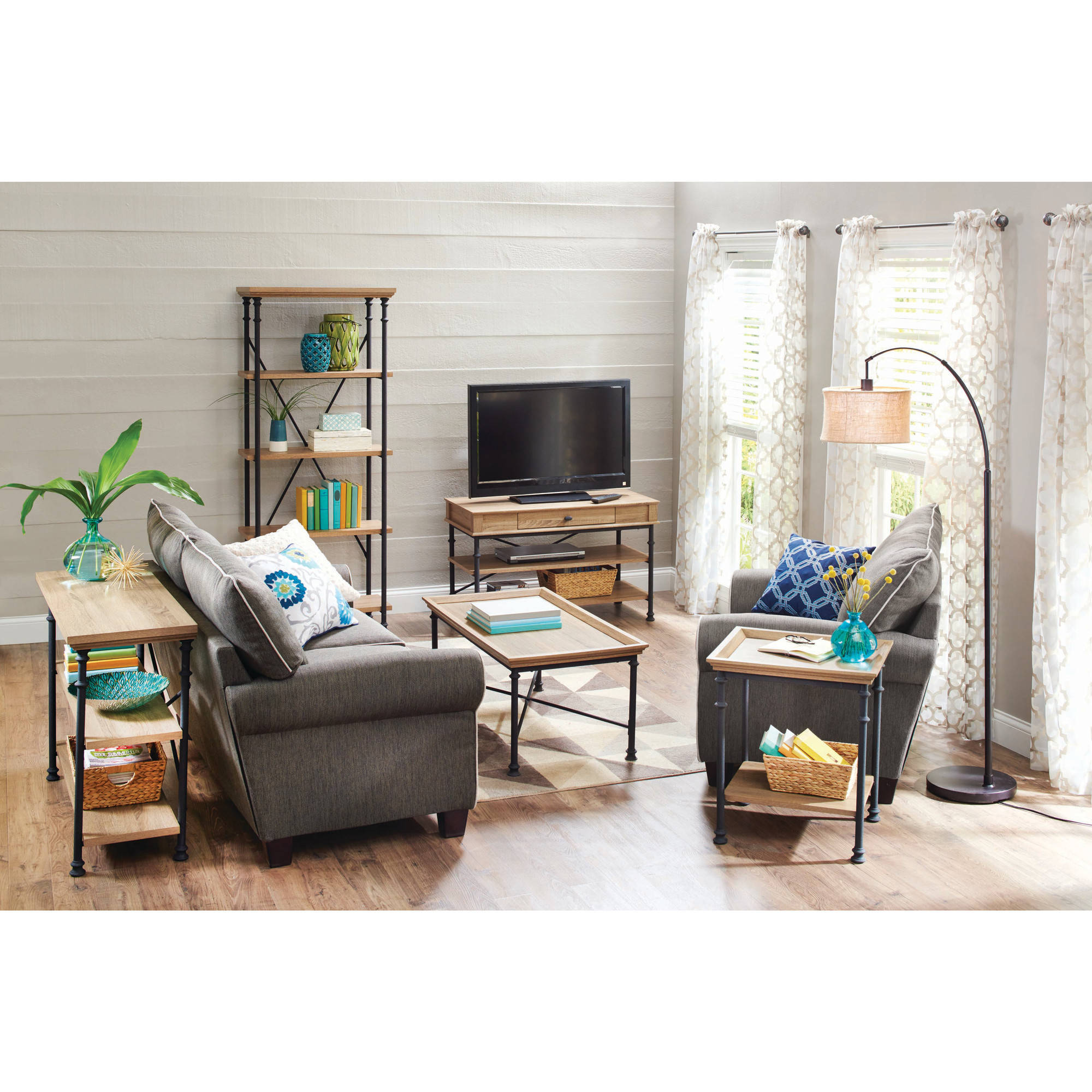Better homes and gardens river crest furniture collection - Better home and garden furniture ...