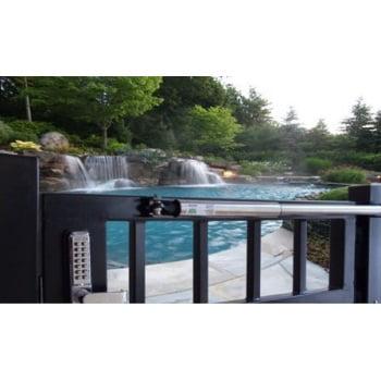 lockey usa tb400b hydraulic gate closer, black (2 pack)