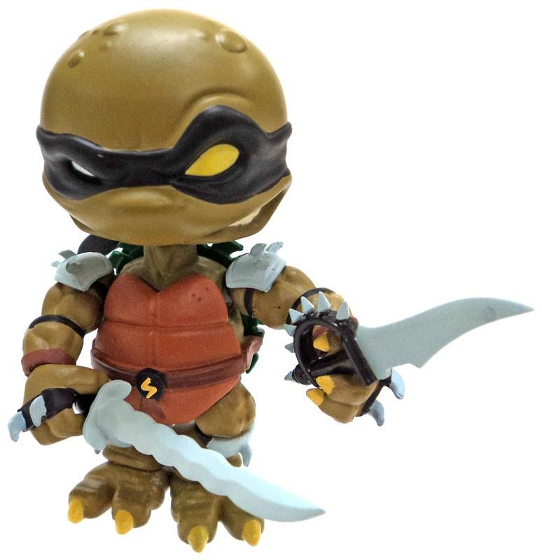 Teenage Mutant Ninja Turtles Wave 2 Slash Vinyl Mini Figure [No Packaging]