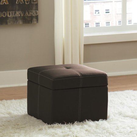 Wondrous Delaney Small Square Storage Ottoman Multiple Colors Gmtry Best Dining Table And Chair Ideas Images Gmtryco