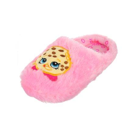 Shopkins Girls' Slippers (Sizes 11 - 3)
