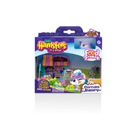 Hamsters in the House Mini Figurines Set (15 Figurines) - Major Brick Brands Compatible