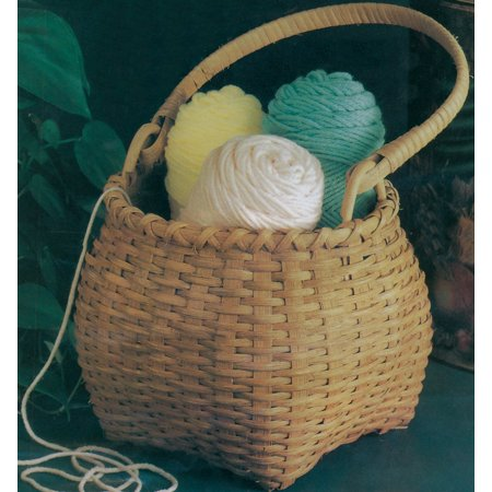 Blue Ridge Basket Kits, Shaker Cat Head, 10