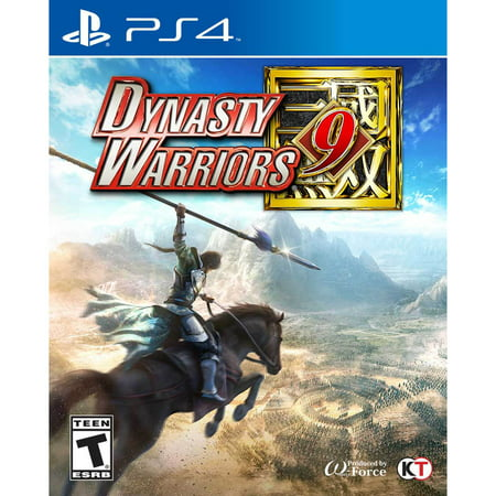 Dynasty Warriors 9, Koei, PlayStation 4,