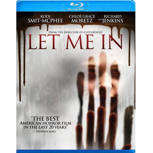Let Me In (Blu-ray) (Widescreen)