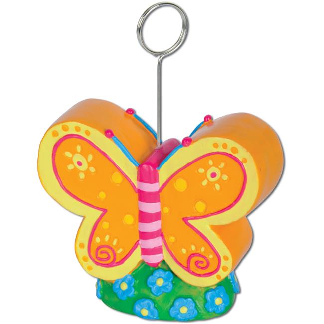 Butterfly Photo/Balloon Holder (Pack of 6)