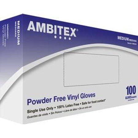 Ambitex Non-Sterile Powder-Free General Purpose Vinyl Glove