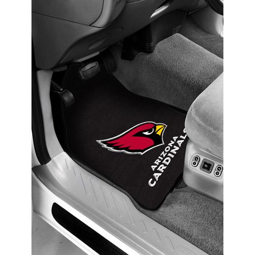 NFL - Arizona Cardinals Floor Mats - Set of 2