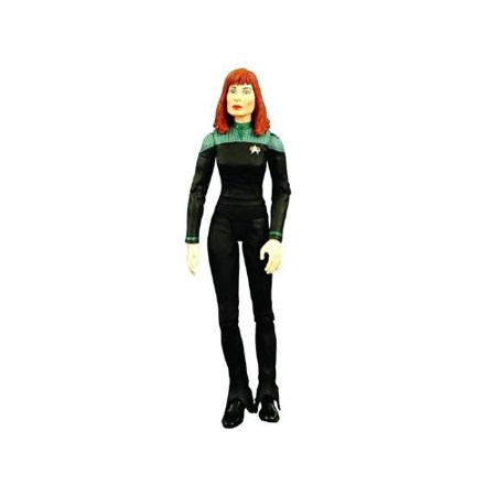 Dr. Beverly Crusher (Nemesis) Star Trek The Next Generation Series 5 Action Figure Diamond Select Toys