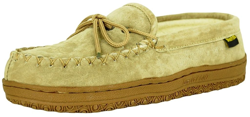 Old Friend Footwear Women's Terry Cloth Slippers Chestnut 484132-L
