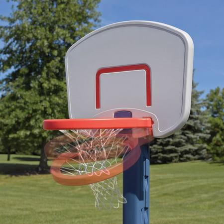 Step2 Shootin' Hoops Pro 72-inch Portable Basketball Hoop with Ball
