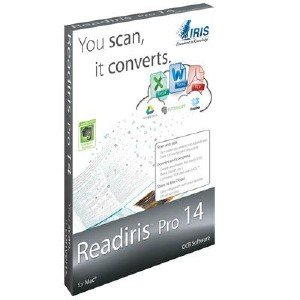 IRIS INC 457477 Readiris Pro 14 Mac Iris Inc. 457477 - Readiris V.14.0 Pro :