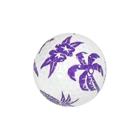 NITRO NOVELTY GOLF BALLS FLOWER - Novelty Golf Balls