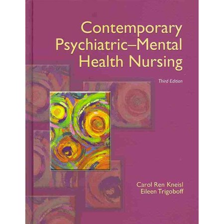 Contemporary Psychiatric-Mental Health Nursing + DSM-5 Transition Guide + MyNursingLab Access Code With Pearson etext