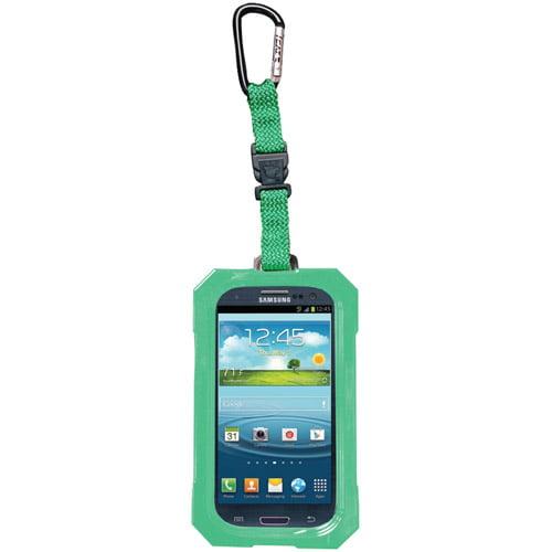 DRI CAT 11063P-C107 Samsung(R) Galaxy S(R) III Dri Cat Hang iT Waterproof Case with Carabiner (Lime)