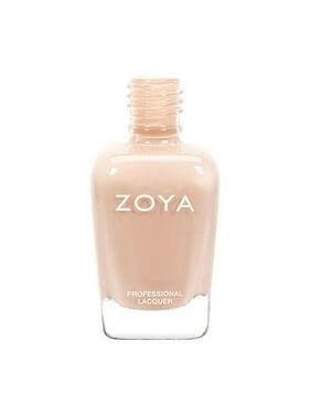 Zoya Natural Nail Polish, Nudes/Neutrals
