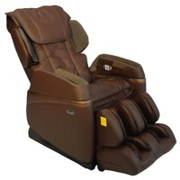 Deals on TITAN Osaki Brown Faux Leather Reclining Massage Chair