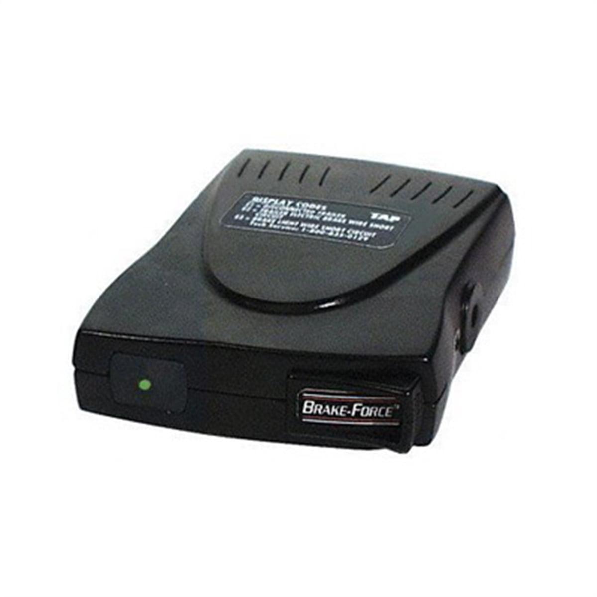 BRAKE-FORCE ELECTRONIC CONTROL