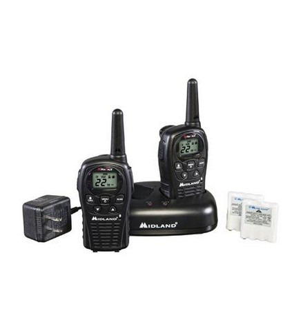GMRS 2-Way Radio (Up to 24 miles) by