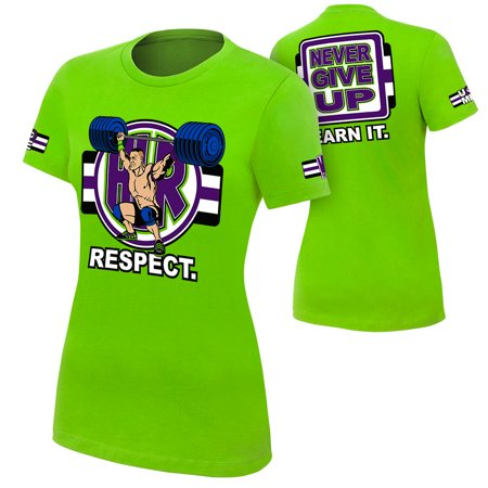 Starter Authentic Green Jersey (Official WWE Authentic John Cena