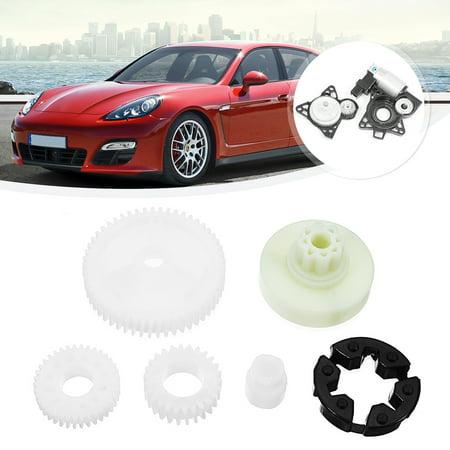 6pcs Window Motor Gear Regulator Replacement For Mazda 3 5 6 CX-7 CX-9 RX-8 (Mazda Cx 5 Vs Cx 7 Dimensions)