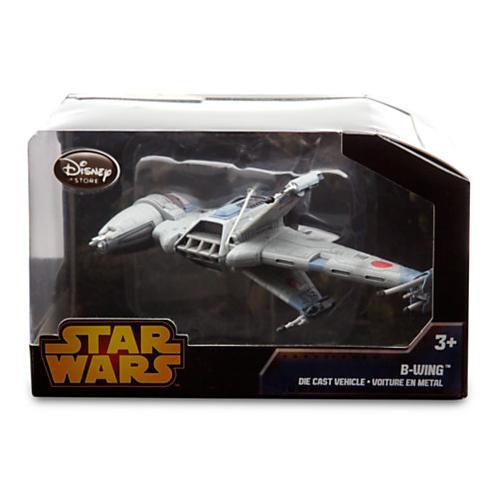 Star Wars Return of the Jedi B-Wing Diecast Vehicle [Black Box]
