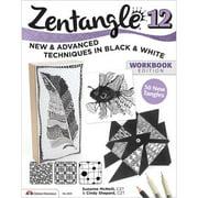 Design Originals Zentangle 12, Workbook Edition