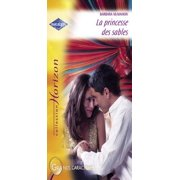 La princesse des sables (Harlequin Horizon) - eBook