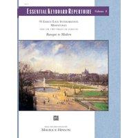 Essential Keyboard Repertoire, Vol 8: Miniatures, Comb Bound Book (Paperback)