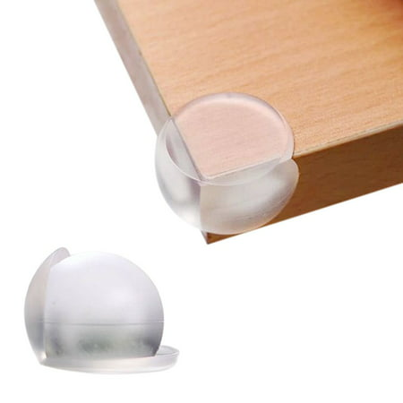 4Pcs Child Safety Ball Corner Table Edge Angle Guard