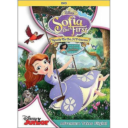 Sofia The First: Ready To Be A Princess (DVD + Dress-Up Play Set) (Widescreen)