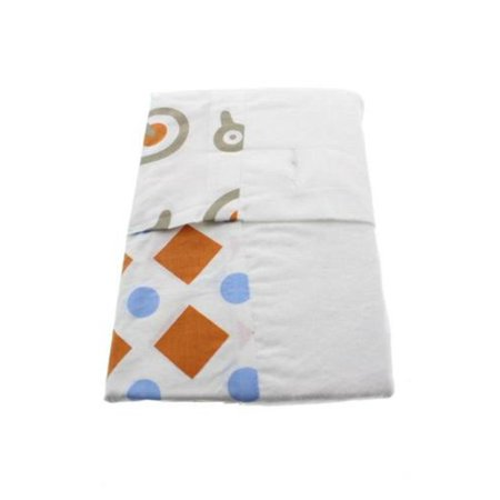 - Room 365 First Trike Printed 2 Pack Changing Pad Cover Taupe