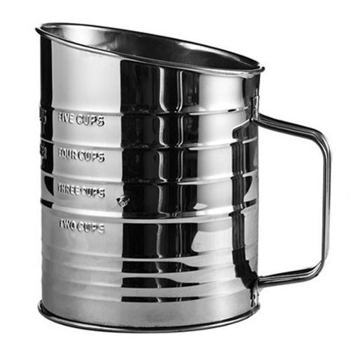 Jacob Bromwell All-American Flour Sifter by Jacob Bromwell