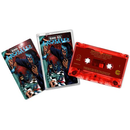 Liquid Swords (Cassette) (explicit)