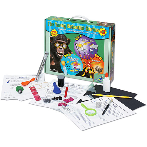 The Young Scientists Series - Science Experiments Kit - Set #2