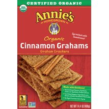 Crackers: Annie's Graham Crackers