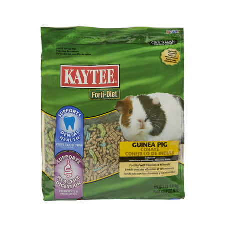 Kaytee Forti-Diet Dental Guinea Pig