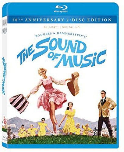The Sound of Music (50th Anniversary) (Blu-ray)