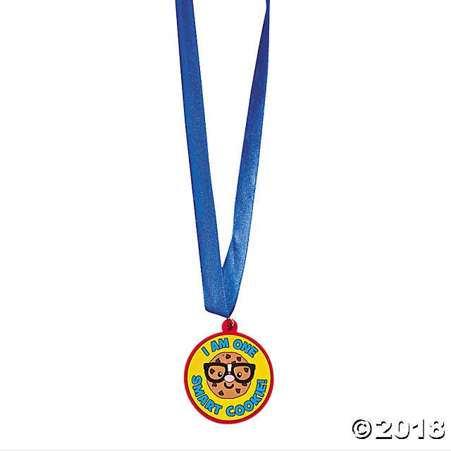Smart Cookie Award Medals