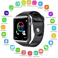 2020 NEW Waterproof Bluetooth Smart Phone Watch Color Screen Smart Bracelet With Heart Rate Blood Pressure Monitoring For Android/iOS