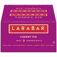 Larabar Gluten Free Bar, Cherry Pie, 1.7 oz Bars (16 Count)
