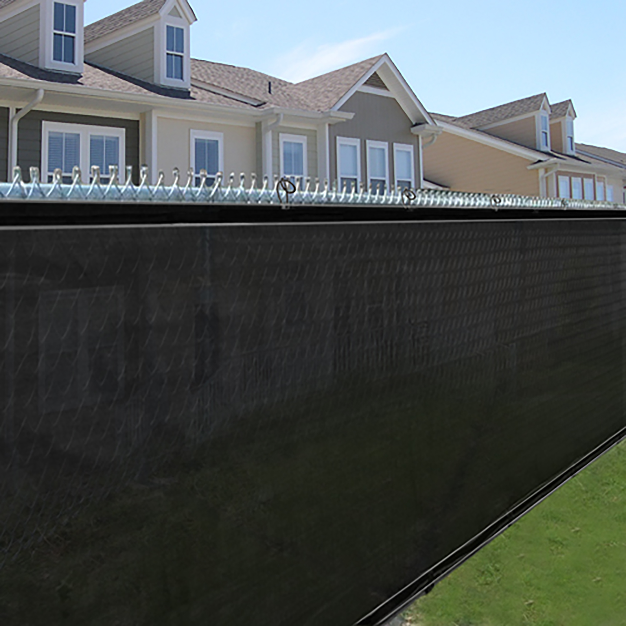Privacy Screen Fence Mesh 6u0027 Windscreen Outdoor Backyard Fencing Privacy New