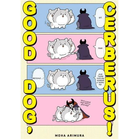 Good Dog, Cerberus! 1 - eBook - Cerberus 3 Headed Dog